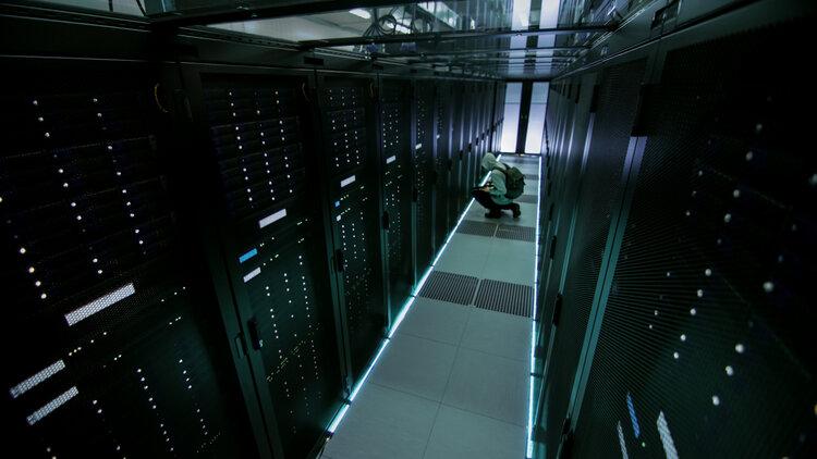 servers farm