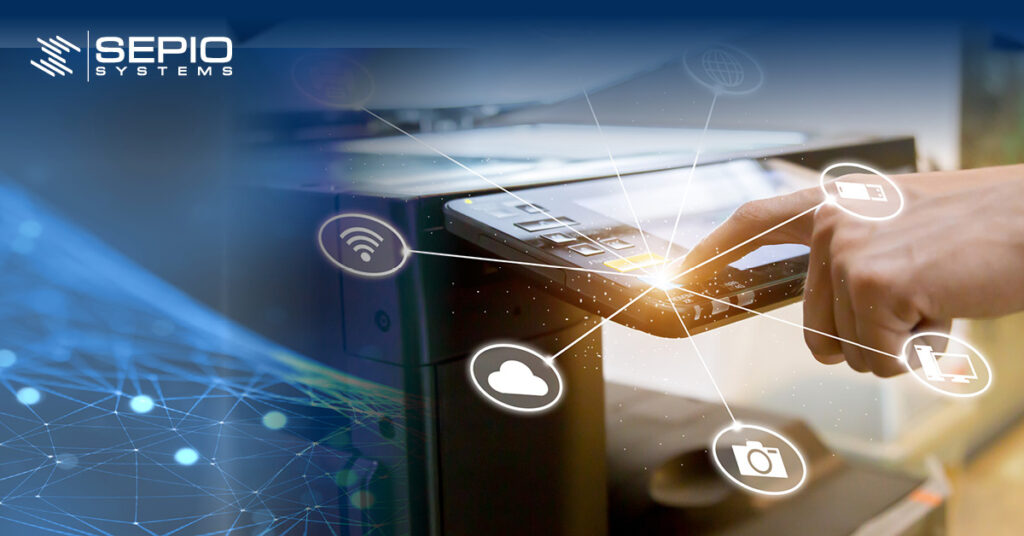 IoT cybersecurity printer MiTM attack