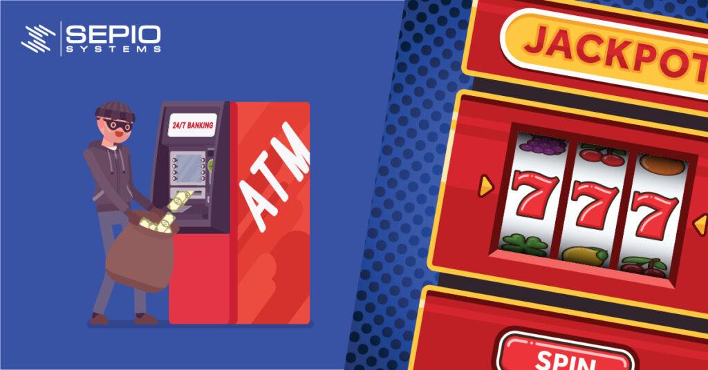 ATM attack