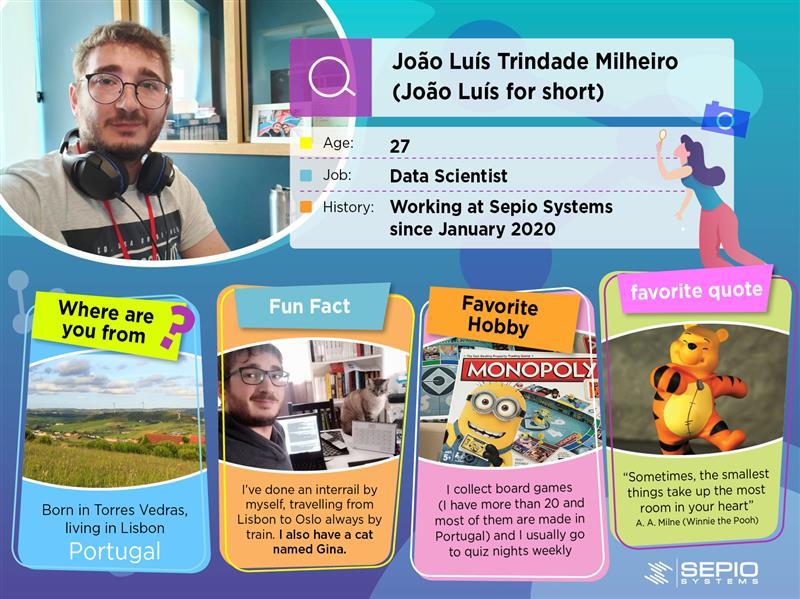 Employee Card João Luís